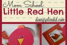 Preschool / Ideas for preschool at home.