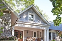 Exterior Home / by Kate Kuss