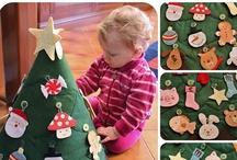 Holidays - Christmas / by Momma Brand Rocks