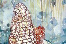 ART | Inspiration / by Kim Durocher Art & Illustration
