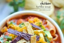 Delicious Main Dishes / Dinner Ideas / by Stephanie Hanson