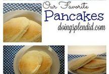 Recipes: Breakfast / Breakfast is my favorite meal!