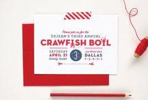 Annual Crawfish Boil / by Laurel Martin