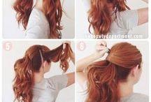 Hair / by Rachelle Trahan