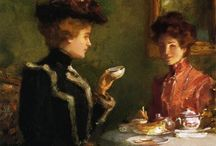 Tea Anyone ?  / Tea / by Caren Coleman 🌺