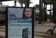 FPL STATION / Books available at the new book vending machine at the Fullerton Transportation Center Parking Structure.  These titles are first come, first serve and cannot be requested.  FPL Station is a 2012 project supported in whole or in part by the U.S. Institute of Museum and Library Services under the provisions of the Library Services and Technology Act, administered in California by the State Librarian.