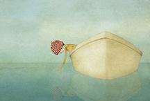 A R T / by Cecilia Rivas