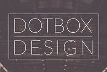 """dotbox design / Design and marketing made simple! We create beautiful websites, market them with passion and supply you with the tools and knowledge to succeed online...without all that """"tech-speak"""". LEARN MORE @ dotboxdesign.com/"""