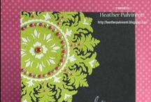 Stampin Up / by Carrie Sautter