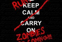 Zombies / Just because they're awesome.