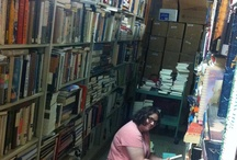 IN THE STACKS / A peek behind the scenes at the Library.
