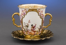 tea cups / by Linda Ness