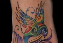 Awesome Ink / by Mel Ramirez