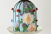 Cake & Fondant addiction / by Butterfly Tymy