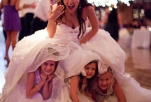 Here comes the Bride... / by Bj Hatten
