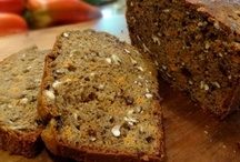 { low carb: bread, roll, muffin } / by Kim Flesch