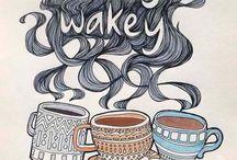Ode to Coffee and Tea / by Sarah Sandidge