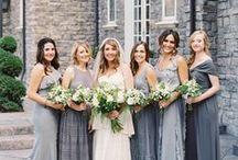 beautiful bridesmaids.