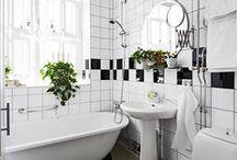 Salle de bain | inspiration / by Kim Durocher Art & Illustration