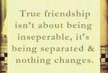 Friendship / by Taryn @ More Skees Please