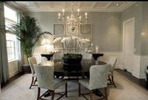 Home: Dining Room / by Taryn @ More Skees Please