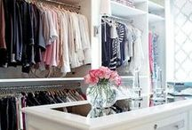 Home: Master Closet / by Taryn @ More Skees Please