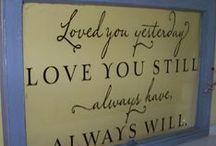 Love + Marriage / by Taryn @ More Skees Please