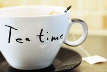 Tea Time / by Emilie Kaufman
