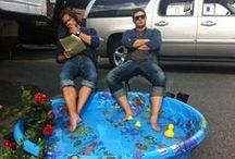 All things J3 & Supernatural / Supernatural Jeffrey Dean Morgan Jensen Ackles Jared Padalecki / by Mel Ramirez