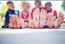 Vaderdag en moederdag / De leukste, liefste, mooiste DIY's om voor moederdag en vaderdag te maken.  DIY presents for fathersday or mothersday. Some of ther presents are also suitable for grandmothers en grandfathers.