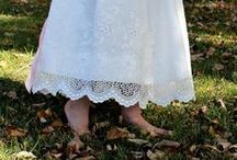 Wedding Ideas / We have a wide selection of fabrics and trims that are simply perfect for weddings!