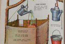 Triki pod namiot / Camping hacks