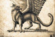 Myth and Legend / by Sarah Sandidge