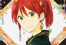 Akagami no Shirayukihime / anime , manga ,drawings , akagami no shirayukihime , illustrations