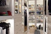Closet/Wardrobe Ideas