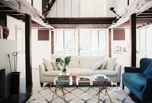 Interiors / by Samantha Deitch