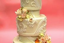 Cakes-Tiered Designs / by Kathy Peterson