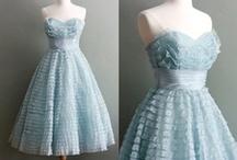 Vintage Dress Dreams / by Melissa