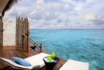 Dreamy beach holidays / Hear the call of the ocean in your ears.. beach holidays and all-inclusive resorts