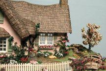 Dollhouse Miniatures / by Rachel Watson