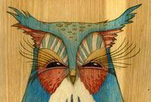 Owl Stuff / by Sharon Daugherty Henderson