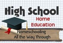 Homeschooling HS / by Ramona Alaman