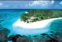 Honeymoons / For the most relaxing honeymoons and romantic destinations.