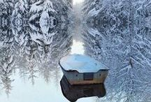 Winter holidays / Snuggle up and get cosy in some of the best destinations for winter travel.