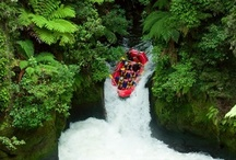 Activity & adventure holidays / Sometimes the best way to relax is with a boost of adrenaline.
