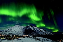 Northern Lights / A must-see for every passionate traveller, and a mystery to behold.