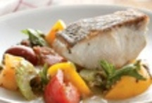 Striped Bass + Black Sea Bass Recipes