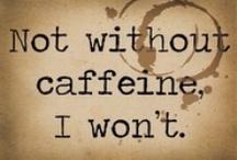 Coffee Text / by Rachel Gray