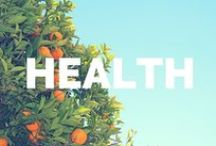 Health / Being green is just what the doctor ordered. / by Earth911 | Recycling Experts