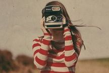 i'm holding a camera.